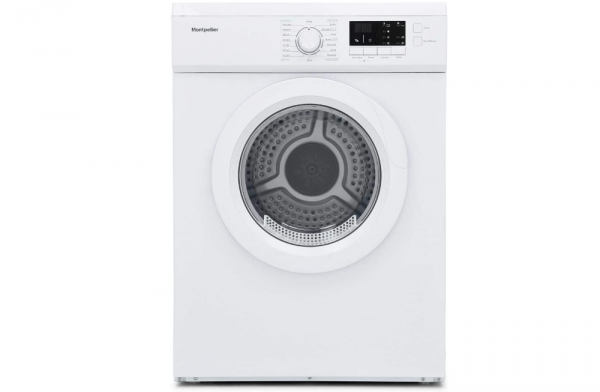 Montpellier 7kg White Vented Tumble Dryer