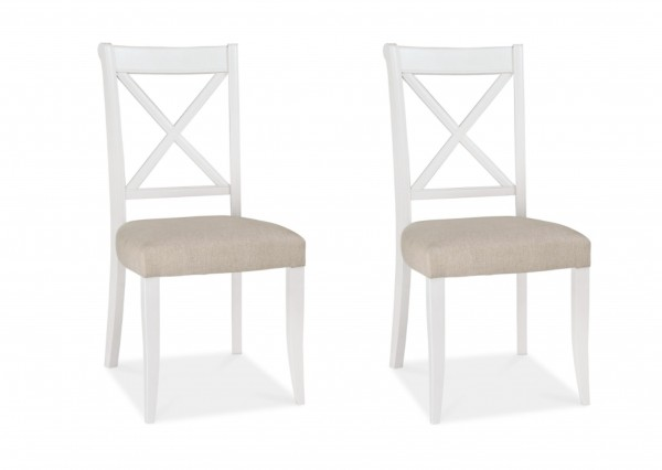 Melody X-Back Chair Pair