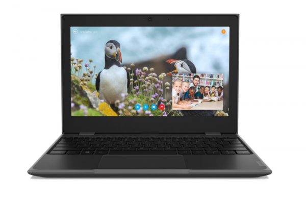 "Lenovo Intel Celeron 11.6"" 64GB Laptop"