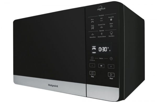 Hotpoint CHEFPLUS Combination Microwave Oven With Grill