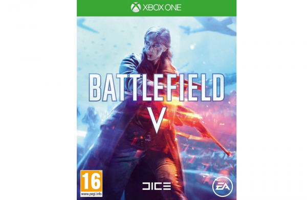 Battlefield V Xbox One S 1TB Game