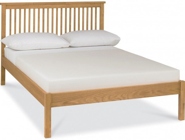 Ashton Double Low Foot End Bed