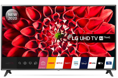 "LG 75"" Smart UHD HDR TV"