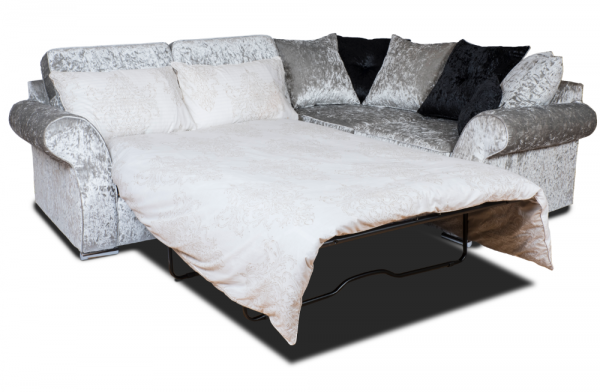 Dream Silver Sofa Bed