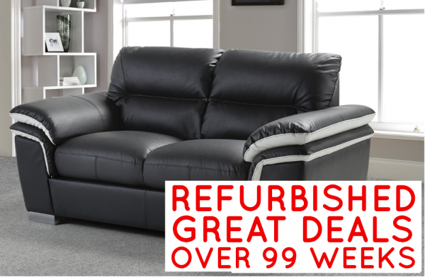 Refurbished Signature 2 Seater Sofa