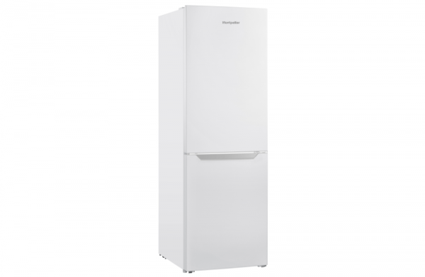 Montpellier 60cm White Fridge Freezer