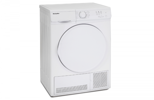 Montpellier 7kg White Condenser Tumble Dryer