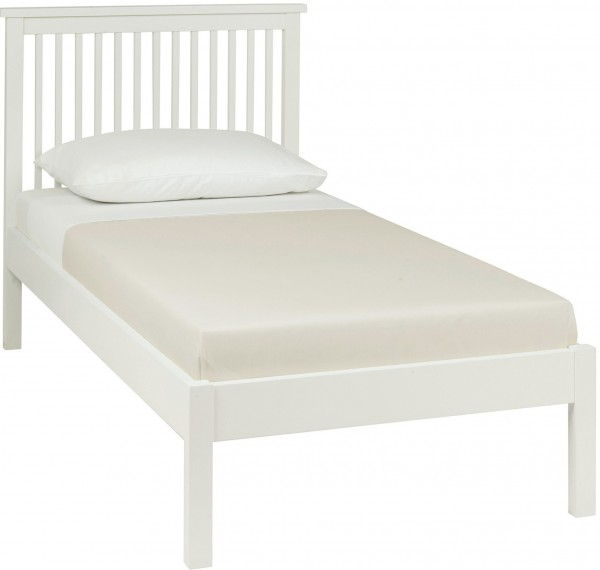 Warrick Single Low Foot End Bed