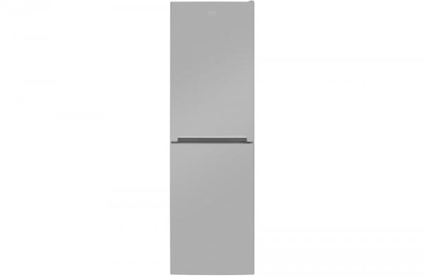 Beko 55cm Silver Fridge Freezer