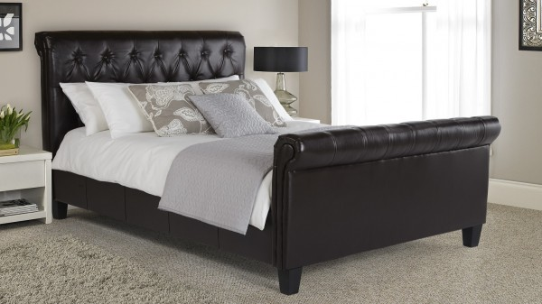 "Chesterfield 5'0"" Bed Frame"