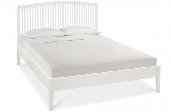 Willow Double White Bed