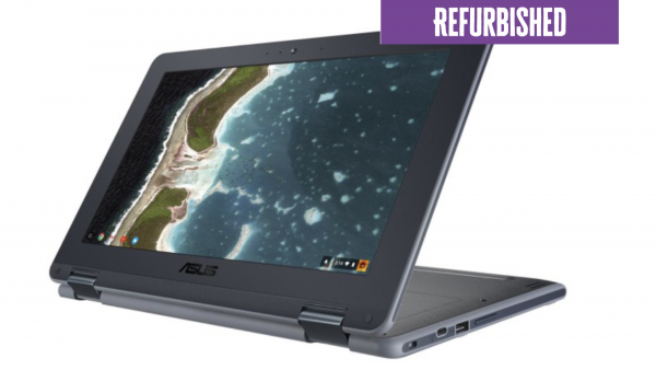 "Refurbished Asus 11.6"" 32GB Convertible Chromebook"