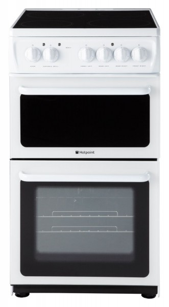 Hotpoint HAE51PS 50cm Electric Cooker