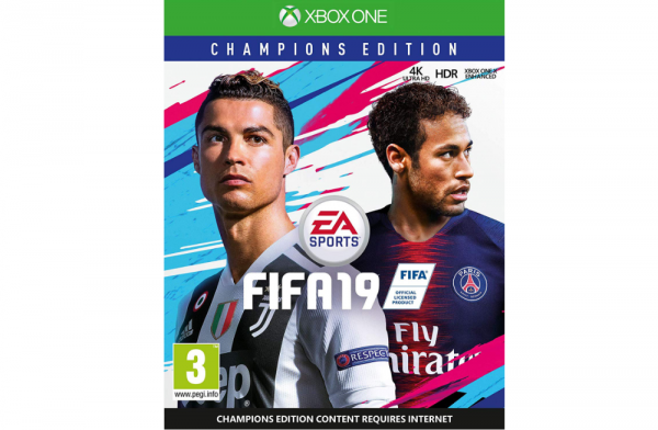 Fifa 19 Champions Edition Xbox One S 1TB Game