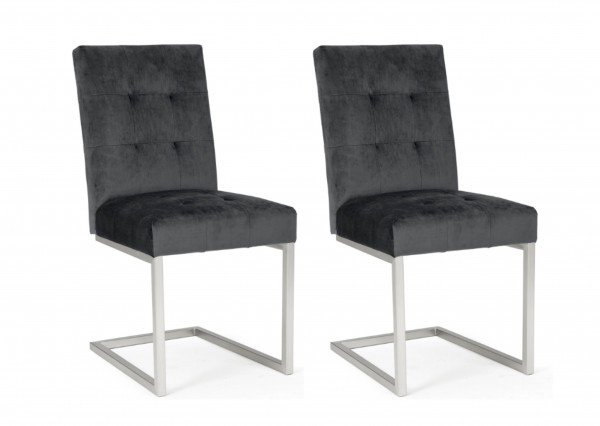 Phoenix Upholstered Chair Pair