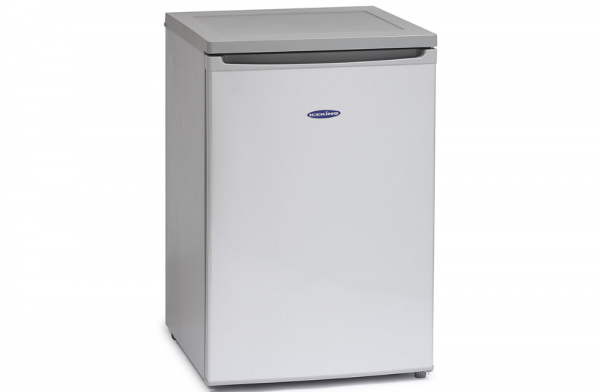 Ice King 55cm Silver Under Counter Fridge