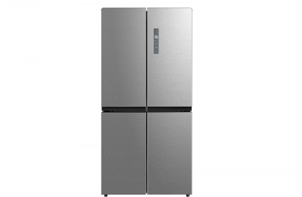 Montpellier 83cm Stainless Steel Fridge Freezer