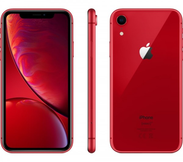 Apple iPhone XR 64GB Red Refurbished