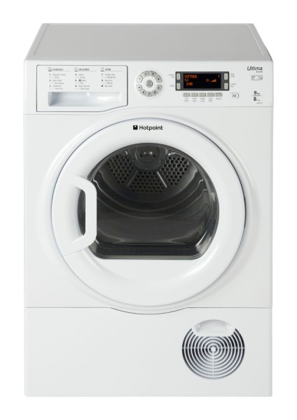 Hotpoint Ultima 9kg White Condenser Tumble Dryer