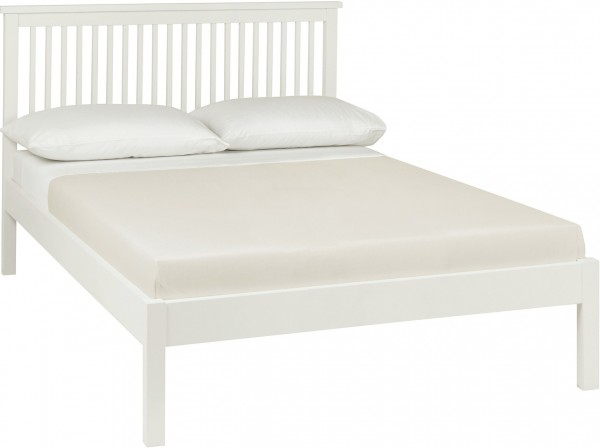 Warrick Double Low Foot End Bed