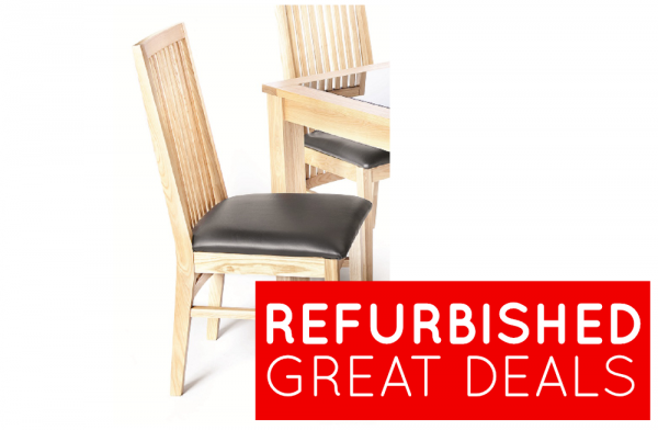Refurbished Malmo Dining Chair