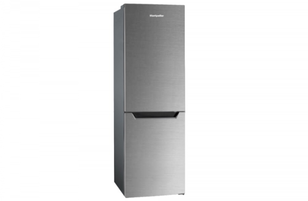 Montpellier 60cm Stainless Steel Fridge Freezer