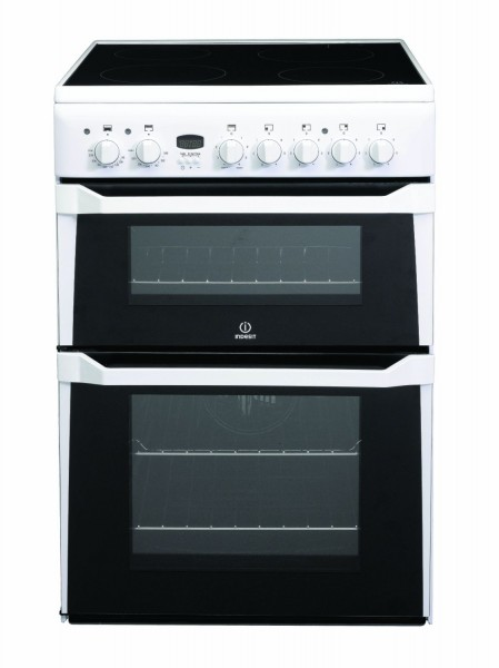 Indesit ID60C2WS 60cm Electric Cooker