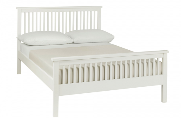 Warrick Double High Foot End Bed