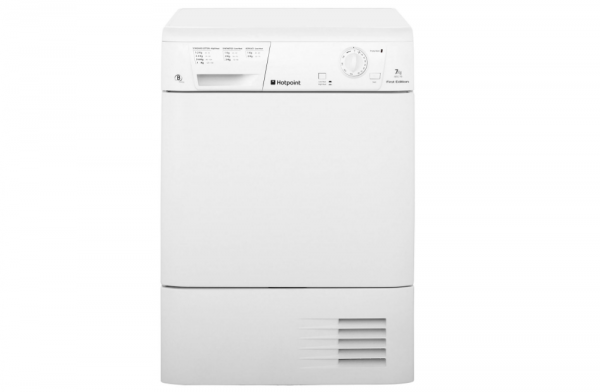 Hotpoint 7kg White Condenser Tumble Dryer