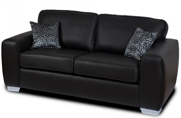 Debbie Black 3 Seater Sofa