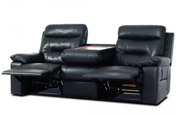 Moretti 3 Seater Recliner Sofa