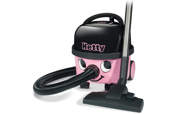 Numatic Hetty Compact Bagged Cylinder Vacuum Cleaner