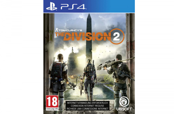 The Division 2 PS4 1TB Game