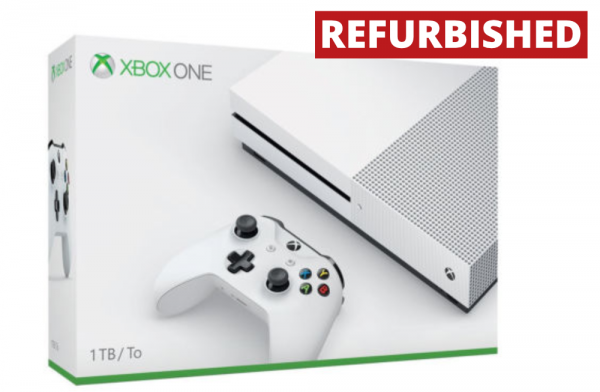 Refurbished Xbox One S 1TB