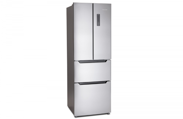 Montpellier Four Door Stainless Steel Fridge Freezer